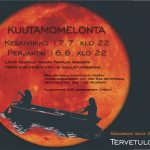 Moonlight padling 17.7 and 16.8. at 10:00pm artikkelikuva