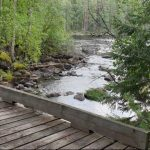 Keurusselän seutu -esitteen luontokohteiden esittelyä ja linkkejä artikkelikuva