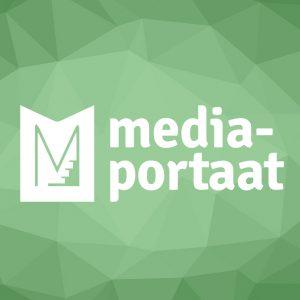 Mediaportaat -hankkeen logo